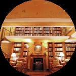 The Library, China Club, Hong Kong